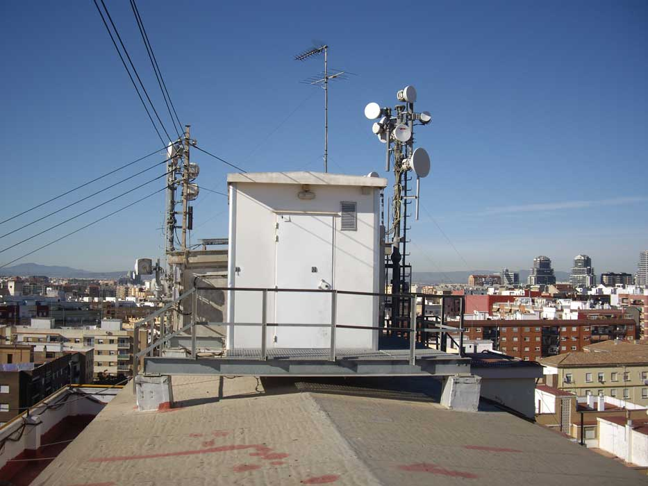 A111-30: antenas de microondas