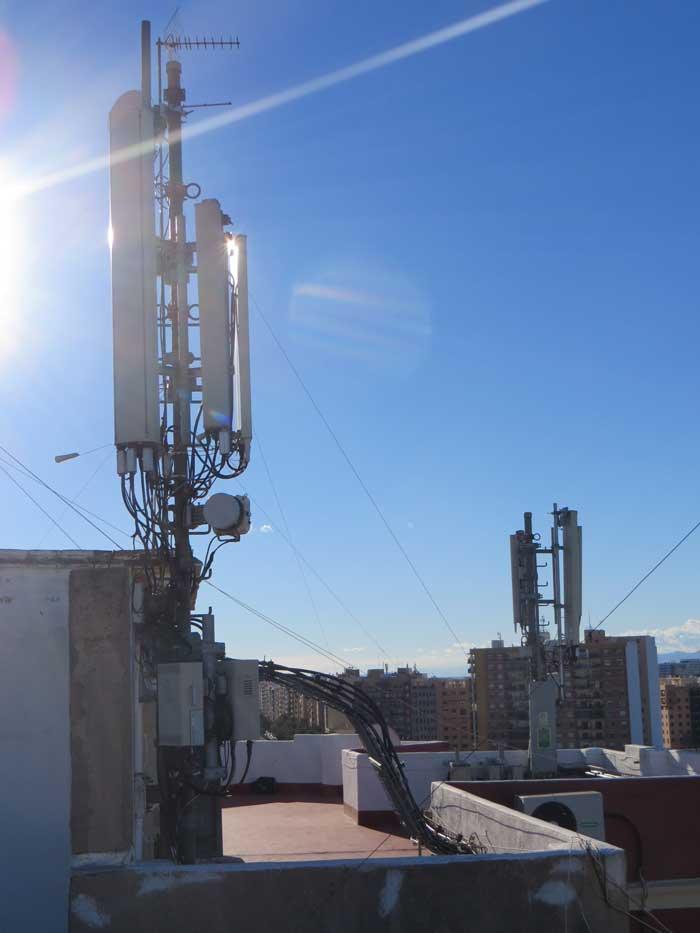 A9-30-60: medidas radioelectricas