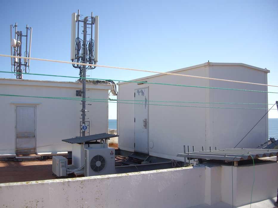 M51-60: instalacion de antenas en azoteas