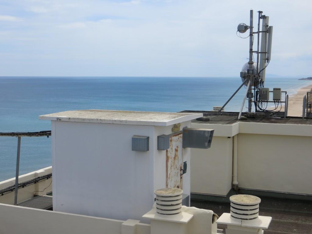¿Antenas de telefonia movil en la Azotea?