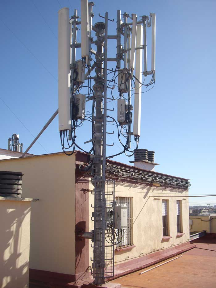 A101-30: Probelmas Antena Operadora
